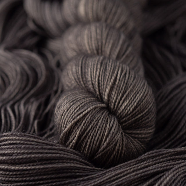 Meredith's Grey (Merino Sock)