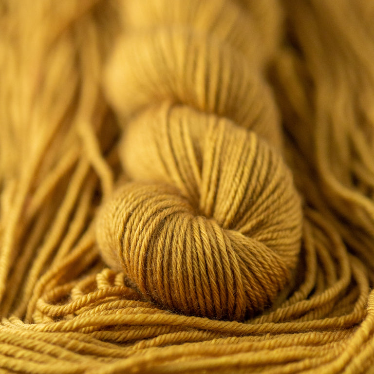 Minnie's Wheat (Merino Aran)