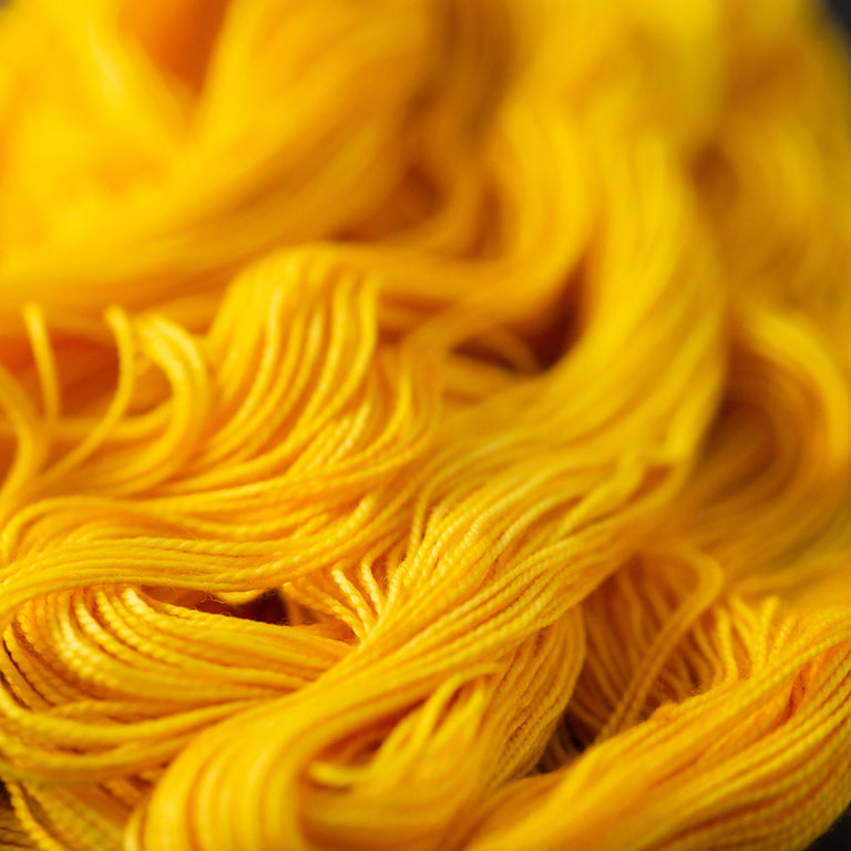 Sunflower (Merino Sock)