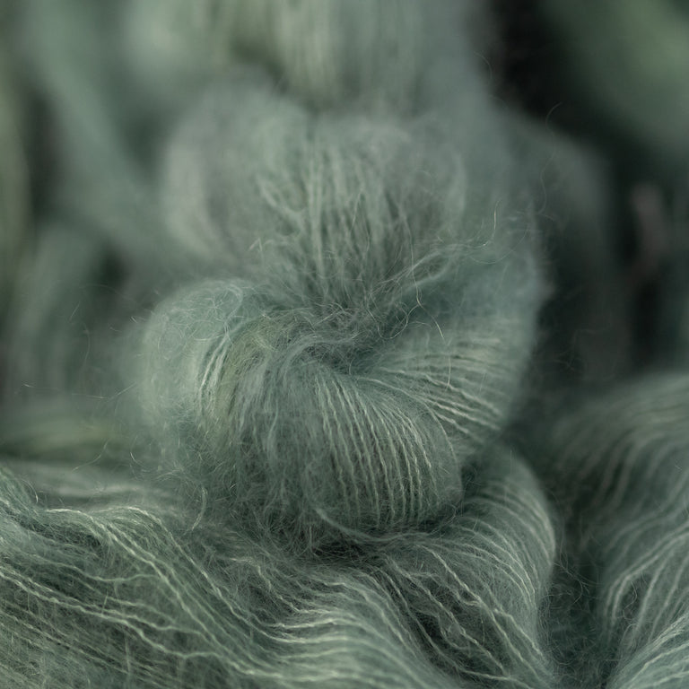 Leftovers (Silk Mohair)