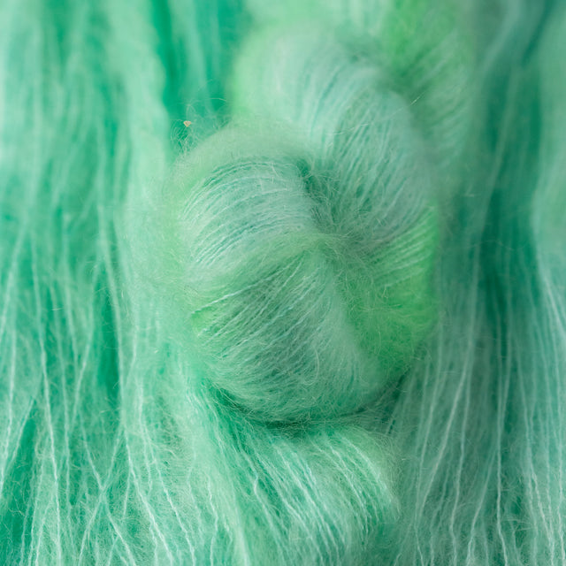 Pepper's Mint (Silk Mohair)