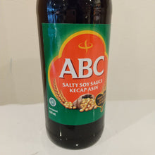 Load image into Gallery viewer, ABC SALTY SOY SAUCE Kecap Asin 620 ml