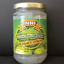 Load image into Gallery viewer, INNI NATA DE COCO in heavy shirup 340g / ナタデココ