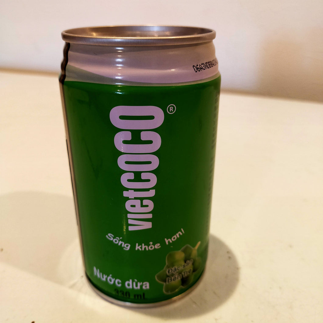 VIETCOCO COCONUT WATER 330ml/ココナッツウォーター