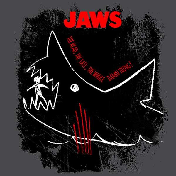 BitemarkApparel - JAWs 'The Whole Dam Thing'