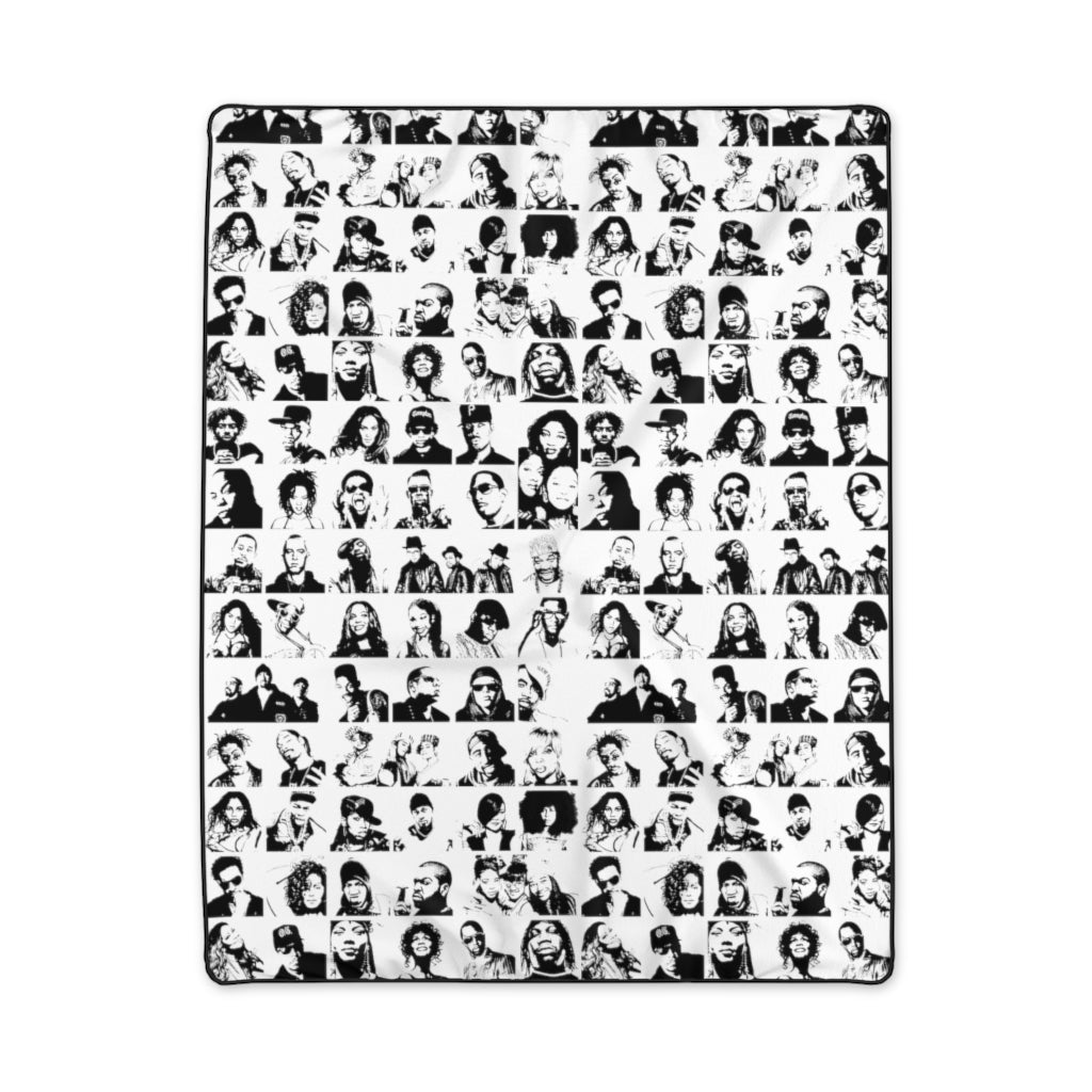 ICONz Hip Hop | Polyester Blanket