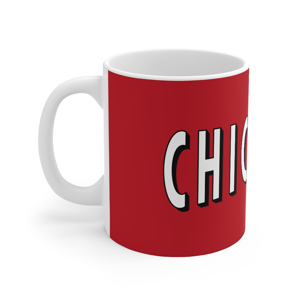 CHICKFLIx - Mug 11oz
