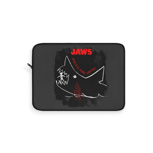 JAWs - The Whole Damn Thing - Laptop Sleeve