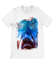 Load image into Gallery viewer, JAWs - 'Something in the Water' - Unisex Crew Neck T-Shirt