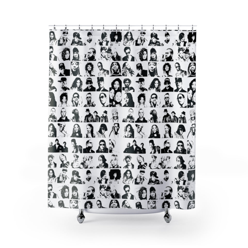 ICONz Hip Hop | Shower Curtains