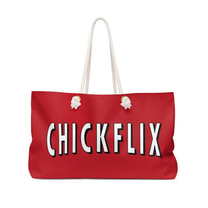 CHICKFLIx - Weekender Bag