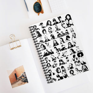 ICONz Hip Hop | Spiral Notebook - Ruled Line
