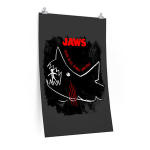 JAWs - The Whole Damn Thing - Posters