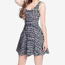 Load image into Gallery viewer, AL4BETTy - Women's Sleeveless Midi Casual Flared Skater Dress
