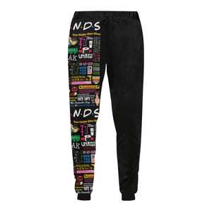 Friends Quotes - Unisex Joggers