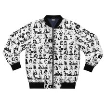 Load image into Gallery viewer, ICONz Hop Hop | Men's All Over Print Bomber Jacket