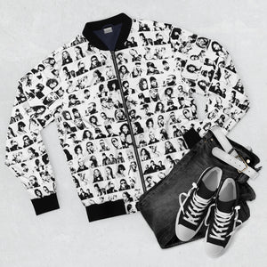 ICONz Hop Hop | Men's All Over Print Bomber Jacket