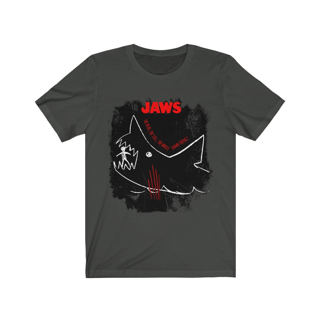 JAWs - The Whole Damn Thing - Unisex Short Sleeve T-Shirt