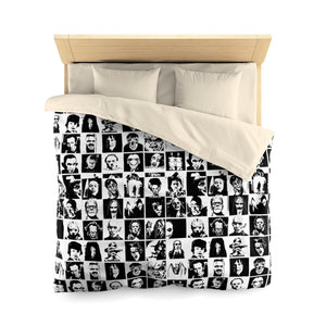 ICONz Horror | Microfiber Duvet Cover