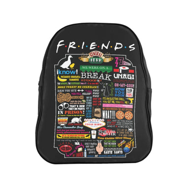 FRIENDs Quotes | Backpack