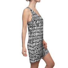 Load image into Gallery viewer, AL4BETTy - Women' Racerback Dress