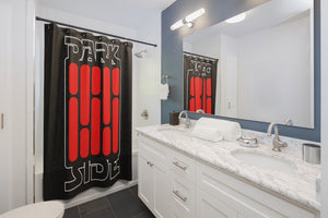 DARK SIDe | Shower Curtains
