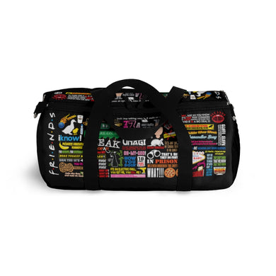 FRIENDs Quotes - Duffel Bag