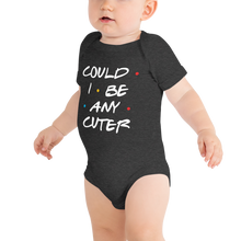 Load image into Gallery viewer, FRIENDS Quotes (Cuter White text) Babygrow