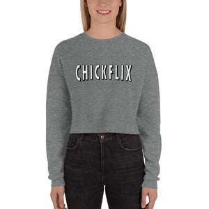 CHICKFLIx | Women's Crop Sweatshirt