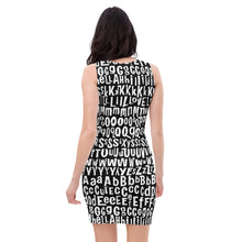 Load image into Gallery viewer, AL4BETTY - Women's All Over Print Bodycon dress