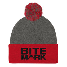 Load image into Gallery viewer, BITEMARk | Pom-Pom Beanie