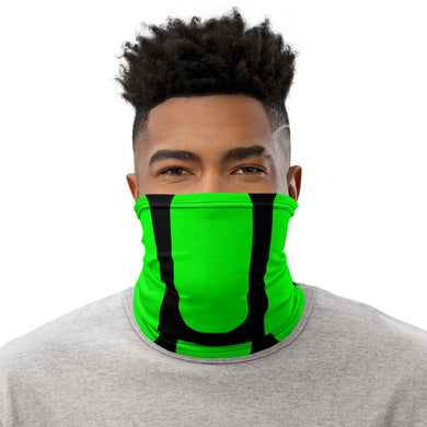 FORCE STRONg - Men's Face Cover (green)