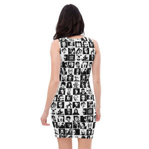 ICONz Horror | Women's Bodycon Dress