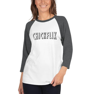 CHICKFLIx | Women's Baseball  T-Shirt