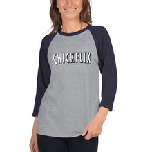 Load image into Gallery viewer, CHICKFLIx | Women's Baseball  T-Shirt