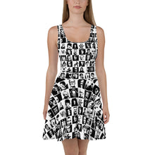 Load image into Gallery viewer, ICONz Horror | Skater Dress