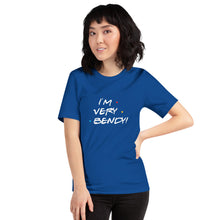 Load image into Gallery viewer, FRIENDs Quotes - Women's Short-Sleeve T-Shirt (Bendy White)