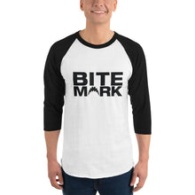 Load image into Gallery viewer, BITEMARk | Unisex Baseball T-Shirt