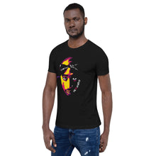 Load image into Gallery viewer, ONLY GOD CAN JUDGE ME - Short-Sleeve Unisex T-Shirt (abstract)
