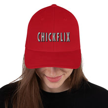 Load image into Gallery viewer, CHICKFLIx | Structured Twill Cap