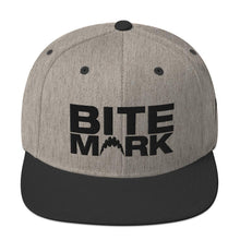 Load image into Gallery viewer, BITEMARk | Snapback Hat