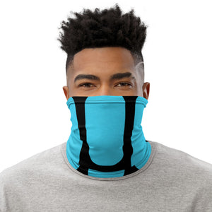 FORCE STRONg - Men's Face Cover / Mask (blue)