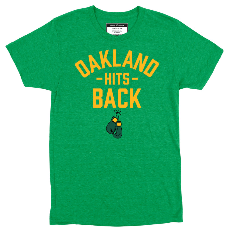 Oakland Hits Back Tee