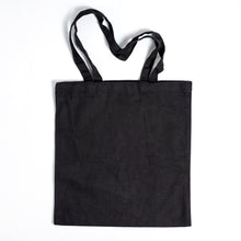 Load image into Gallery viewer, MICappella Tote Bag (Cotton, Black)