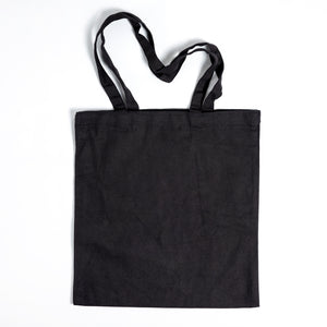 MICappella Tote Bag (Cotton, Black)