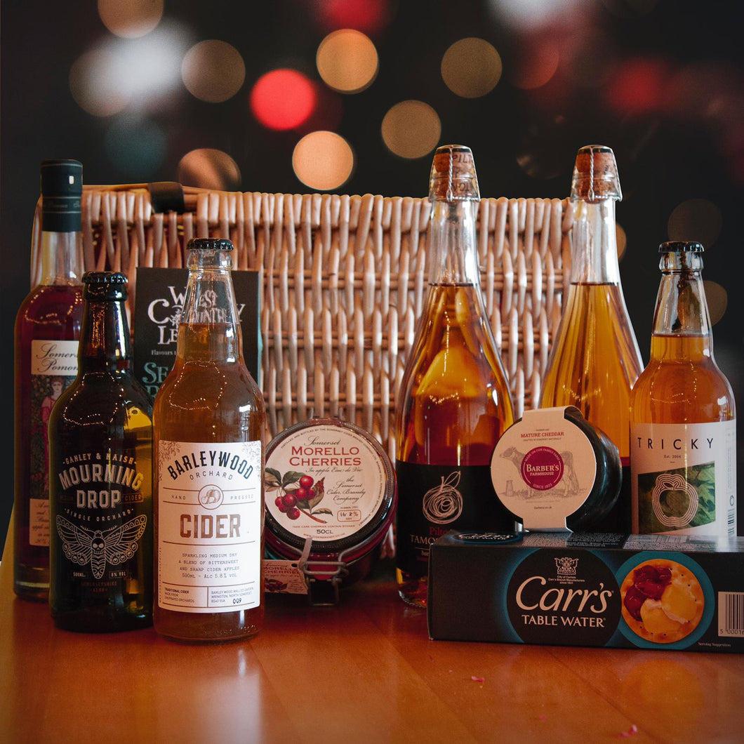 The Cider Box Festive Hamper