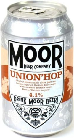 Moor Beer Union Hop