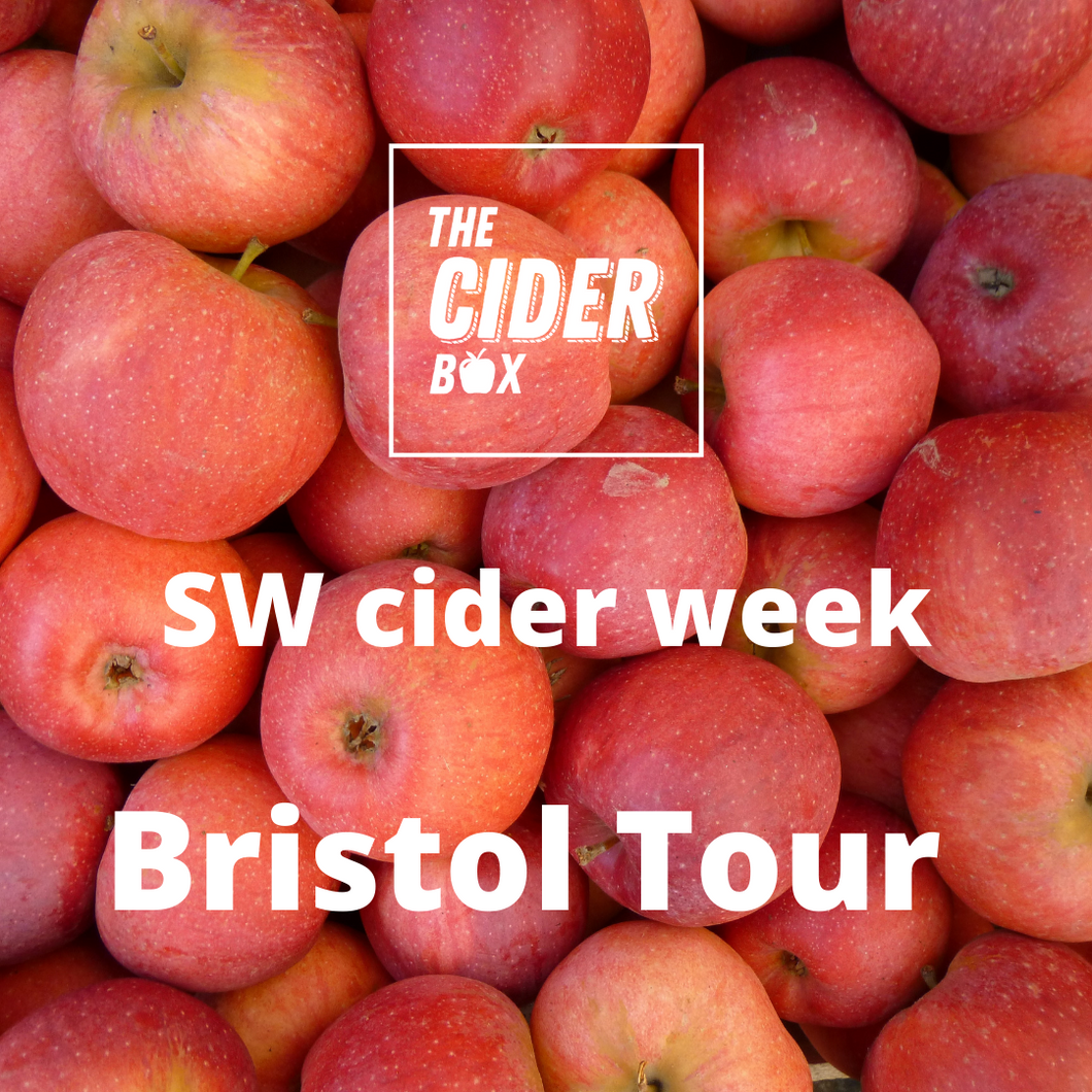 SW Cider Week: Walking tour of Bristol