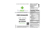 Load image into Gallery viewer, CBD Gummies - 25 Units