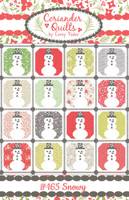 Snowy - by Yoder, Corey - Printed Pattern